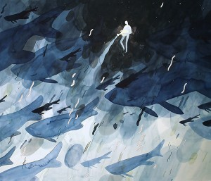 Exploring Inky Landscapes with Maggie Chiang
