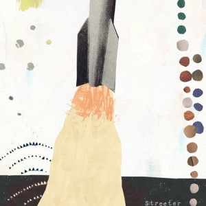 Katherine Streeter's Offbeat Collage and Characters