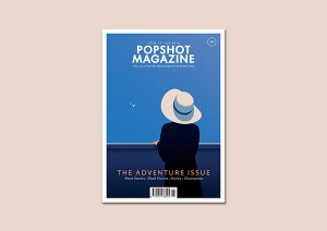 Popshot Magazine Heralds in Issue 15 with a Collaborative Animated Cover