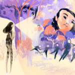 Nicole Xu Talks about Bringing Watercolour Techniques into Her Rich Illustrations
