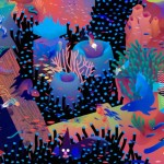 Ryan Putnam's Digital Reality and Vibrant Organisms