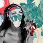 Ewelina Skowrońska Combining Energetic Prints and Imagery