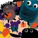 Striking Yet Simple Illustrations for Kids by Réka Király