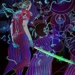 Neon Futurism and Digital Drawing with Francisco Galarraga