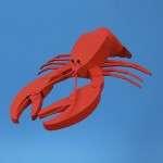 Multifaceted Design in Paper Sculptures by Helen Friel