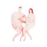 Soft Pencils and Cheeky Body Parts with Eleonora Arosio