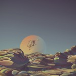 Constant Motion in Dreamy Worlds Created by Cristian Eres
