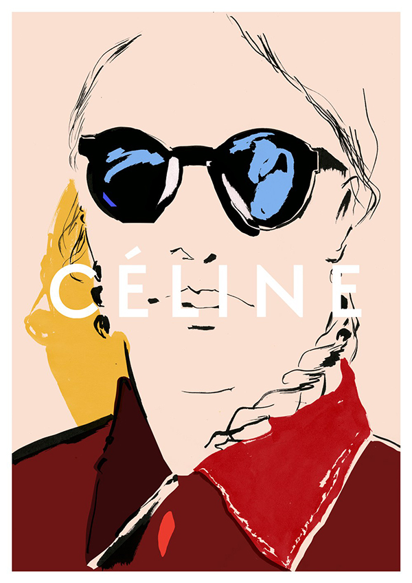 Celine-campaign