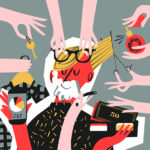 Tom Froese on Evolving Techniques for Distinctive Character Design