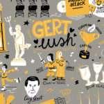 Uplifting Murals and Joyful Typographic Slogans by Matt Joyce